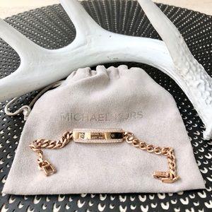 Michael Kors Pave' Crystal Link Bracelet 🌟